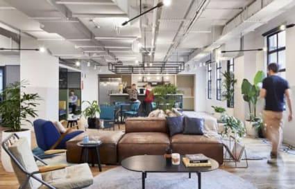 11 Desk Private Office