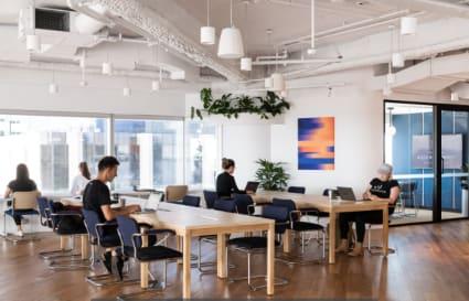 16 Desk Private Office