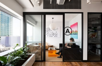 Private office space for 7