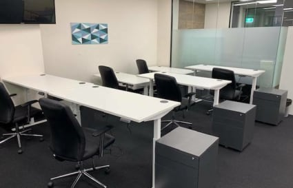 6 Desk Co-Working Space in Sydney