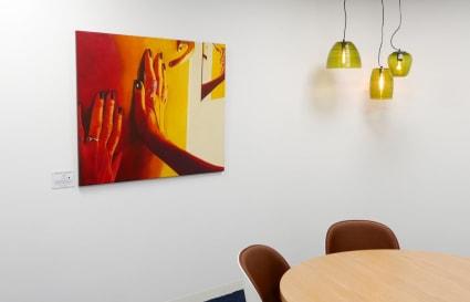 Meeting room in St Kilda