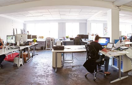 Small Creative Business Coworking Desks in Manly