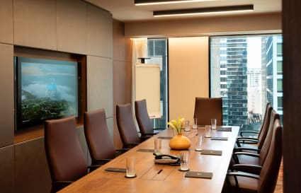 Top of the Range Meeting Room at Atelier 74