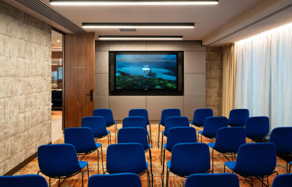High Tech Conference Rooms at 74 CASTLEREAGH