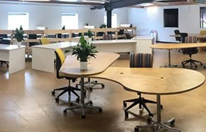 Permanent  Desk