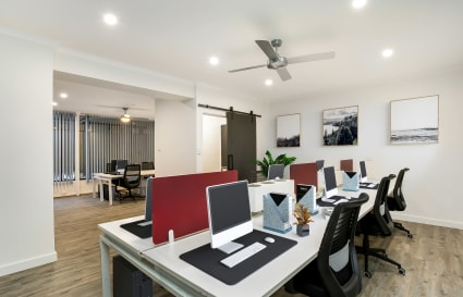 Co-working desks in Manly
