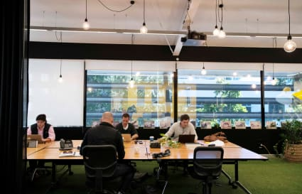 Hot Coworking Desks in Fortitude Valley