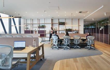 Coworking Desks in Docklands