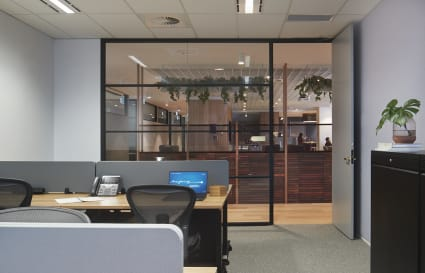 Internal private office for 2  | Collins Square Tower 5