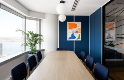 29 Desk Private Office qith one internal boardroom plus additional breakout space