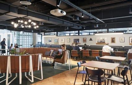 14 Desk Private Office