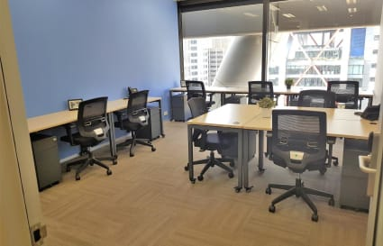 City Views Private Office for up to 12