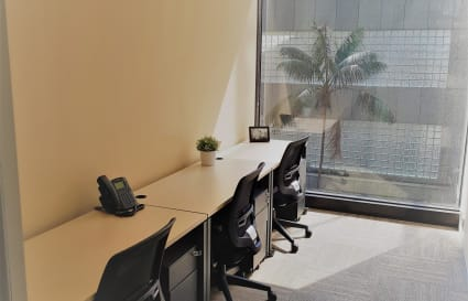 City Views Private Office Space for up to 7