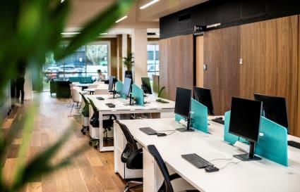Partime Flexible Desk