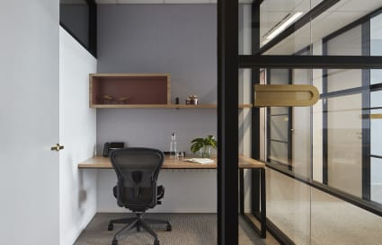 Internal private office | Collins Square Tower 5
