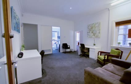 Co-working desk(s) for 1 - 2 people in the centre of Manly - $60/ desk/ day or $200/ desk/ week