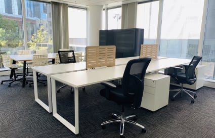 Coworking desks for up to 6 people in Southbank, Riverside Quay