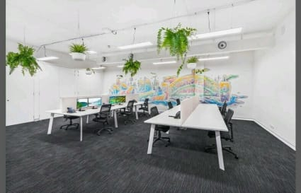 Coworking Desks in Ultimo