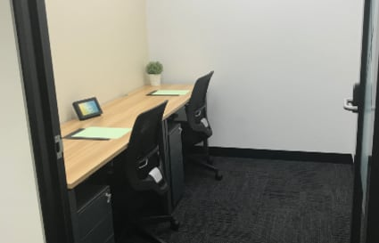 Internal private office for 2