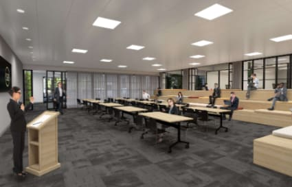 Private office space for 12 in New St Kilda Location!