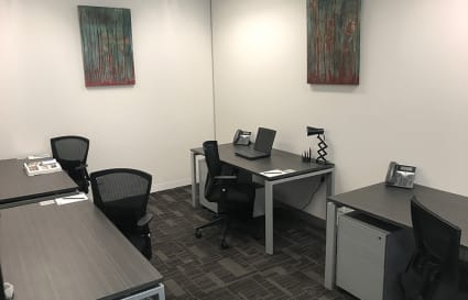 4 Person internal office suite on Bourke St