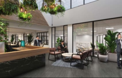 7 Person internal office space in New St Kilda Location!