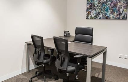 3 Person internal office suite on Collins St