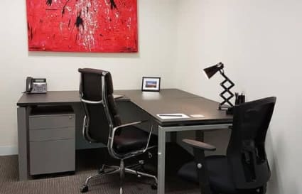 2 Person internal office suite on Collins St