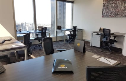 6 Person external office suite on Bourke St