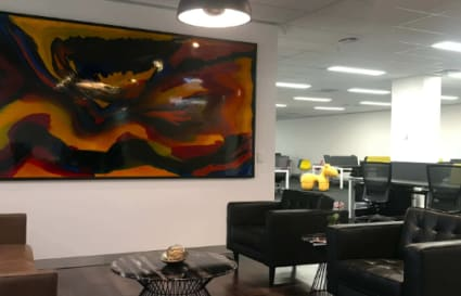 4 Person internal office suite in Dandenong