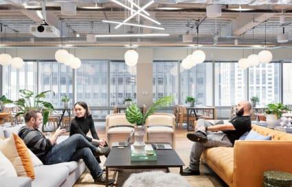 2 Desk Private Office