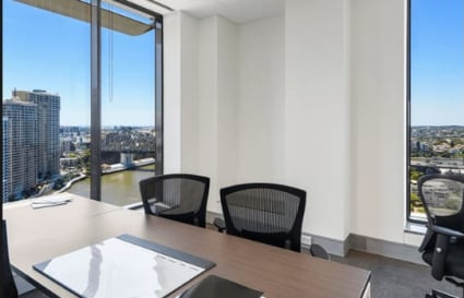 3 Person external office suite in Brisbane