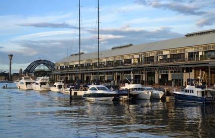 Beautiful waterfront office