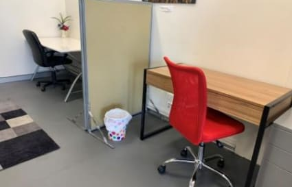 Hot Desks at Singleton Business Hub