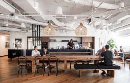 19 Desk Private Office