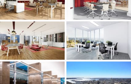 Office Suites for up to 50