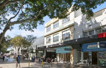 Bright Private Lockable Office suitable for 1 (upto 3) people in the heart of Manly