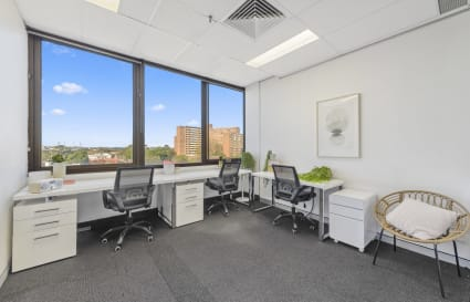 10 Person office space in Surry HIlls