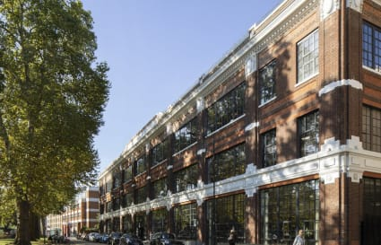 56 Person Office Space in 184 Shepherds Bush Road