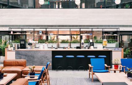 75 Person Office Space in  26 Hatton Garden
