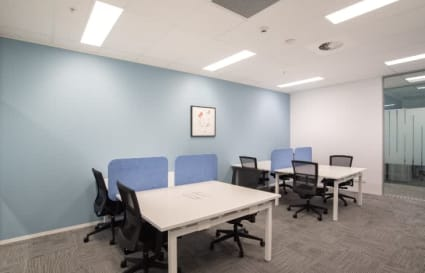 4 Person Internal office space