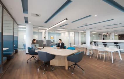 6-8 Person Internal office space