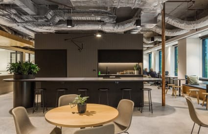 Private office in Melbourne