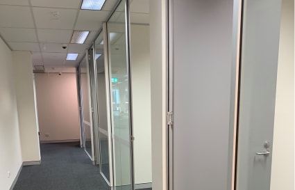 Private Office in Parramatta * Available late May 2020 *
