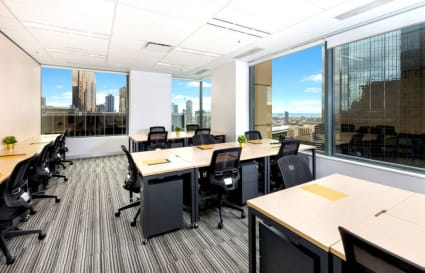 External 18 Person Private Offices in Melbourne