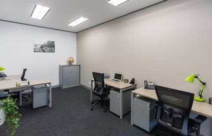 Internal private office space for 3