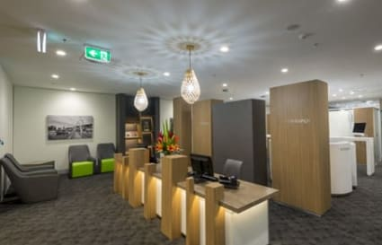 5 Person external office space
