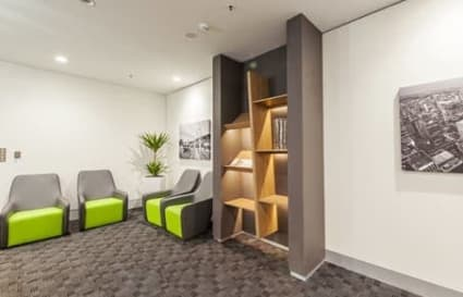 2 Person internal office space