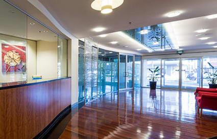 Internal coworking space