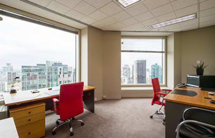 Internal private office space for up to 2